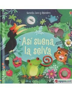Así Suena La Selva -...