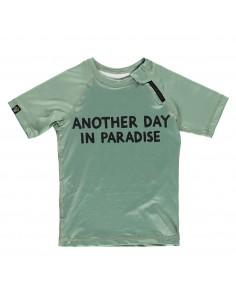 Camiseta Menta UPF50+ Paradise