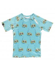 Camiseta Turquesa UPF50+...