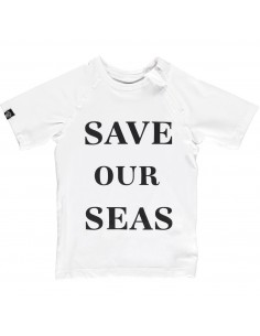 Camiseta Blanca UPF50+ Save...