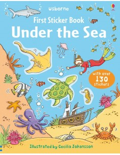 First Stickers Under the Sea