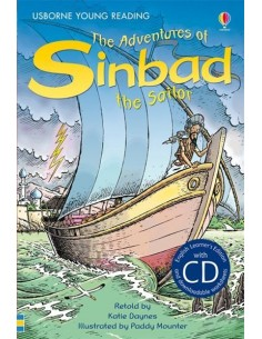 Sinbad the Sailor + CD