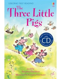 Three Little Pigs + CD