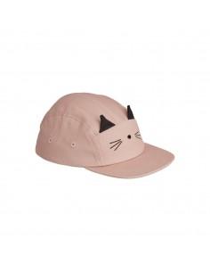 Gorra Gato Rosa