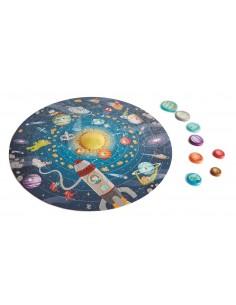Puzle del Sistema Solar