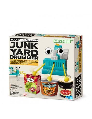 Robot Bateria Musical