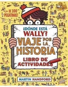 Donde esta Wally? De viaje...