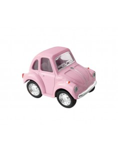 Mini Coche Juguete Beetle Rosa