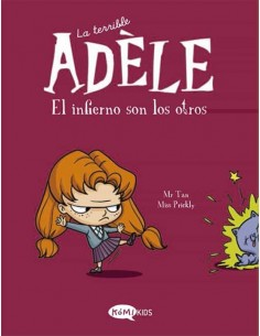 La Terrible Adele 2. El...