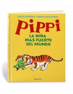 Pippi La niña mas fuerte...