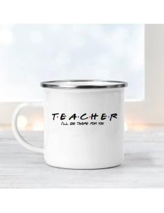 Taza Metal Teacher for you