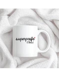 Taza Ceramica Superprofe