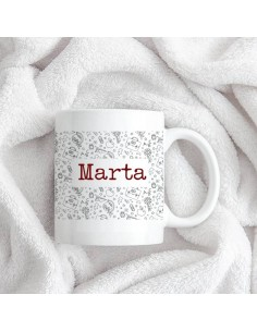 Taza Ceramica El/La Mejor...