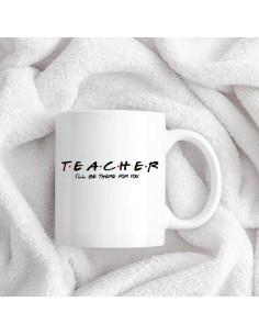 Taza Ceramica Teacher for you