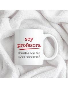 Taza Ceramica Profe...