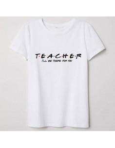 Camiseta Adulto Teacher for...