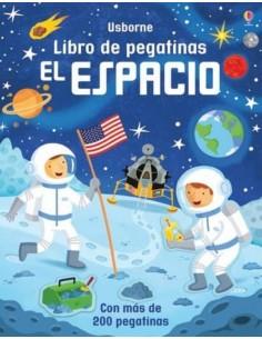 Libro Pegatinas - El Espacio