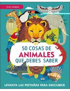 50 Cosas de animales que...