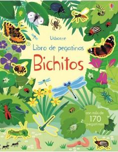 Libro Pegatinas - Bichitos