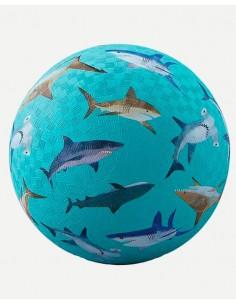 Pelota Tiburones Celeste 18...