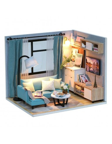 DIY Habitacion TV