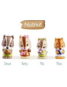 La familia NutNut