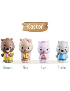 La familia Kastor