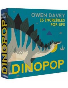 Dinopop. 15 increibles Pop-Up