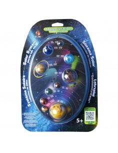 Canicas Sistema Solar