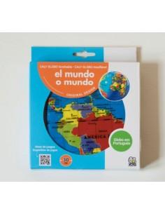 Globo Terraqueo 30 cms