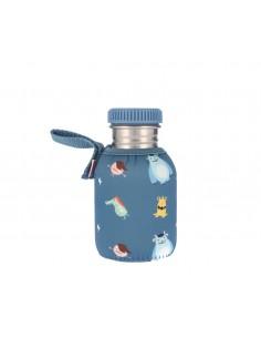 Botella Acero con Funda...