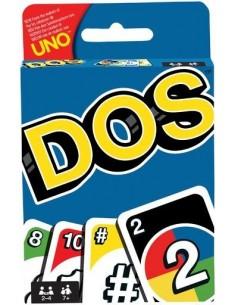 Juego Cartas DOS