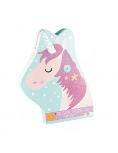 Puzle Unicornio 40 Piezas