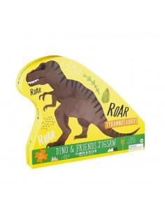 Puzle Dinosaurio 40 Piezas