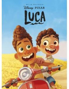 Luca - El libro de la pelicula