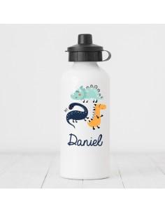 Botella Personalizada Dinos...