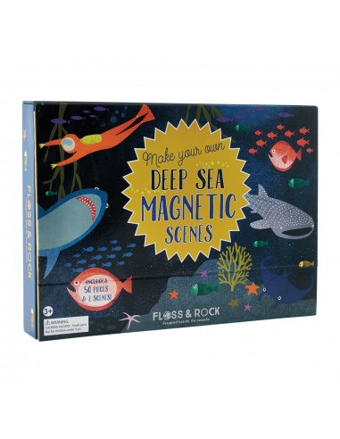 Juego Magnetico Fondo del Mar