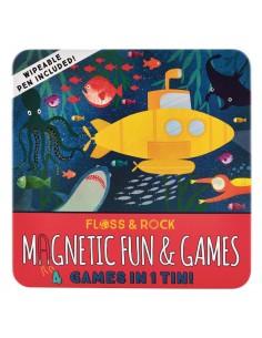 Set 4 Juegos Magneticos...