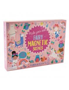 Juego Magnetico Rainbow