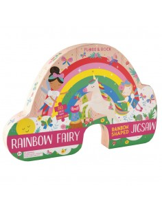 Puzle Rainbow 80 Piezas