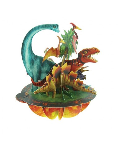 Postal 360º Dinosaurios