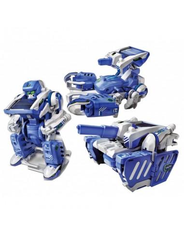 Kit Solar Scorpion Transformers 3 en 1
