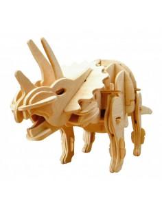 Kit Triceratops Madera...