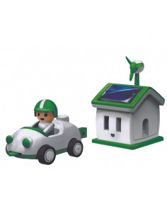 Kit Solar Green Life