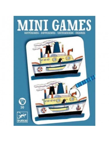 Mini Juegos - Las diferencias de Remi