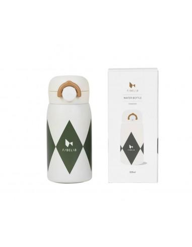 Botella Térmica Acero Diamond Olive...