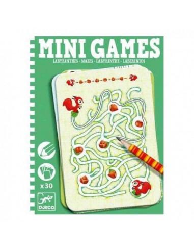 Mini Juegos - Los laberintos de Ariana
