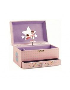 Caja de Musica Bailarina