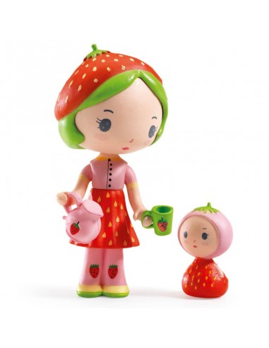 Tinyly Berry & Lila