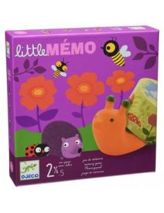 Juego Little Memo